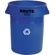 BRUTE® Recycling Container without Lid