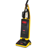 "12"" Manual Height Upright Vacuum Cleaner"