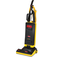 "15"" Manual Height Upright Vacuum Cleaner"