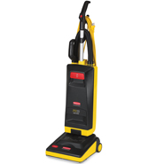 "12"" Power Height Upright Vacuum Cleaner"