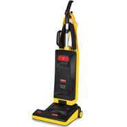 "15"" Power Height Upright Vacuum Cleaner"